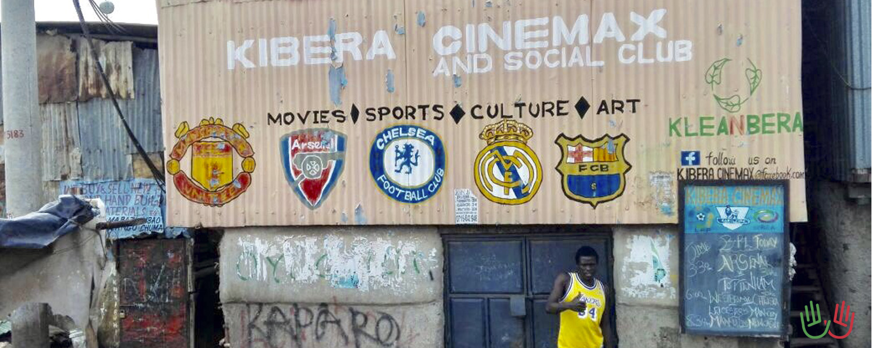 KIBERA CINEMAX: TO INFINITY AND BEYOND! - KUBUKA