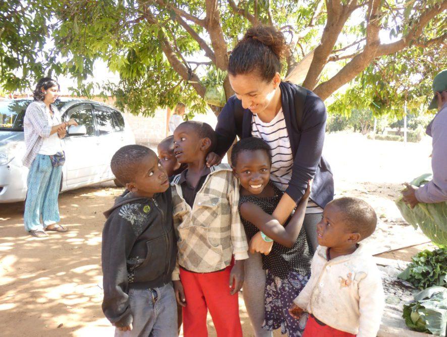 Lo que aprendí en África