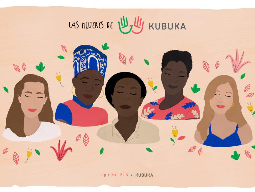 Las mujeres de KUBUKA