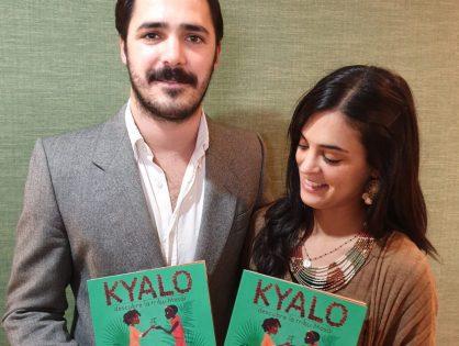 Kyalo - Regalar solidaridad a los peques
